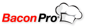 Bacon Pro Registered Logo