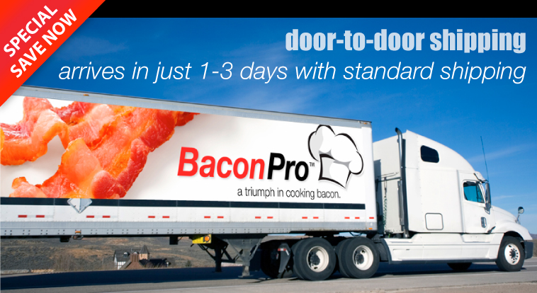 18 Wheeler and Bacon Pro's Trailer